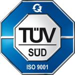 TUV ISO 9001