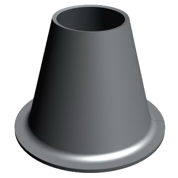 Concentric Cone with Brim